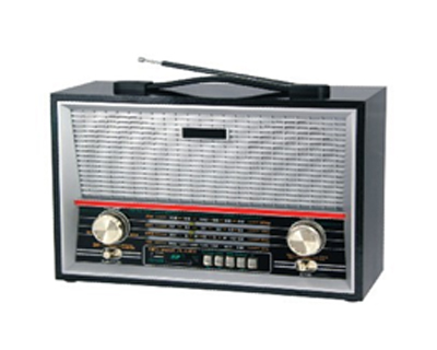 Antique Look Radio PX-208U
