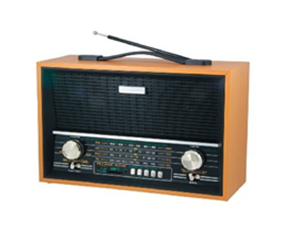 Antique Look Radio PX-206U